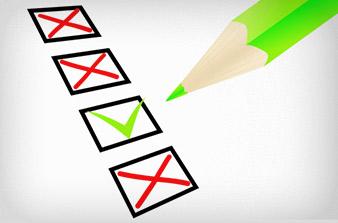 درخواست بررسی اشتباه در انتخاب رشته کارشناسی ارشد