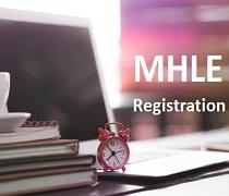 زمان ثبت نام آزمون MHLE