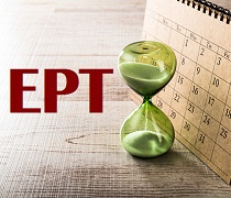 زمان برگزاری آزمون EPT