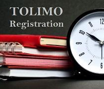 زمان ثبت نام آزمون TOLIMO