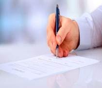 فرم پیش نویس ثبت نام آزمون دکتری