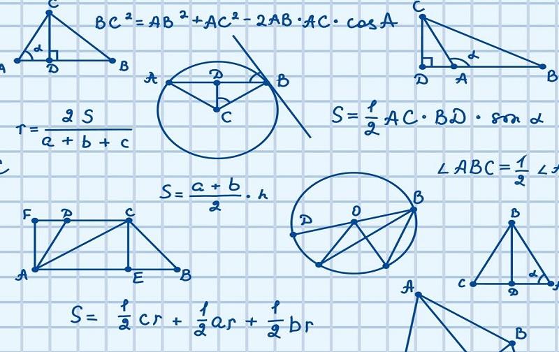 نمونه سوال امتحان هندسه 1 پایه دهم رشته ریاضی نوبت اول دی ماه دبیرستان سرای دانش شماره 1 با پاسخنامه تشریحی