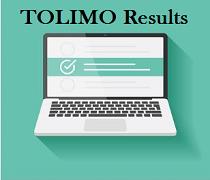 اعلام نتایج آزمون TOLIMO